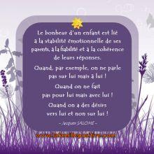 Citation de Jacques Salomé
