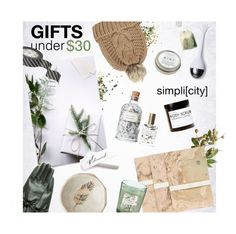 """""""Gifts"""" by magdafunk ❤ liked on Polyvore featuring interior, interiors, interior design, home, home decor, interior decorating, Topshop, L'Objet, Mullein & Sparrow and Propaganda"""