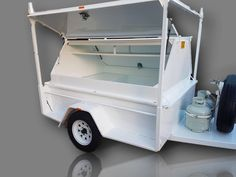 Blackburn Trailers sell a wide range of BBQ Trailers in Melbourne. BBQ Trailers perfect for camping and catering are available for Sale. Bbq Trailer For Sale, Trailers For Sale, Custom Smokers, Food Truck Business, Bbq Food, Storage Compartments, Product Offering, Food Preparation