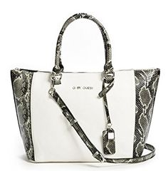 G BY GUESS WOMEN'S LAKE SATCHEL $45.00
