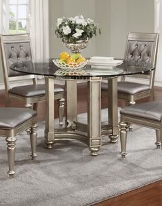 Found it at Wayfair - Victoria 7 Piece Dining Set | dining room ...
