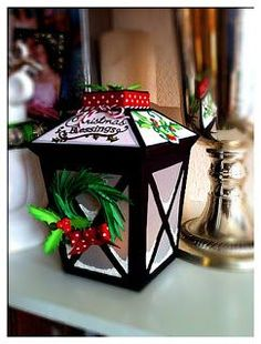 Therese's Crafty Cabana: Christmas Blessings