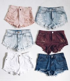 Women Jeans Shorts Outfit Summer Cotton Palazzo Pants Casual Homecoming Outfits For Guys Short Short Denim Shorts Mens Dress Pants Slim Fit Cute Comfy Outfits, Cute Summer Outfits, Stylish Outfits, Cool Outfits, Outfit Summer, Teen Fashion Outfits, Fashion Pants, Outfits For Teens, Preteen Fashion