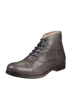 Zeha Berlin -  20´s Stiefeletten - Stivaletti anni 20 - 20´s boots - grau - grigio - grey - 404.26  www.zeha-berlin.de