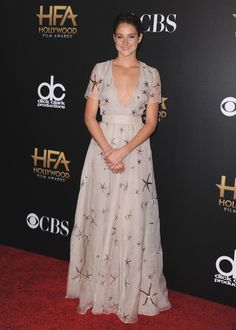 18th Annual Hollywood Film Awards - Press Room