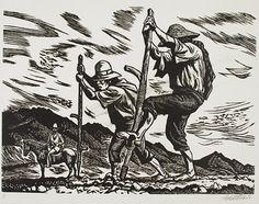 The Agrarian Problem in Latin America (El problema agrario en América Latina) | Alberto Beltran | LACMA Collections