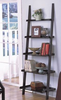 Trenton Distressed Pine/ Metal Corner Shelf - Overstock Shopping - Great Deals on Media/Bookshelves