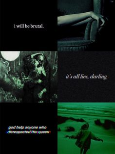 Vivien, queen of the Wolves. Hogwarts, Slytherin Pride, Slytherin House, Slytherin Aesthetic, Harry Potter Aesthetic, Slytherin Quotes, Badass Aesthetic, Character Aesthetic, Quote Aesthetic