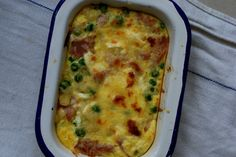 10 super-quick baby dinners - baby frittata   Everyday30.com