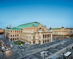 Vienna State Opera Austria - Architecture and Historic Places - Buildings - Amazing Travel Photography and Sightseeing Destinations Cinque Terre, Express Boats, Les Cents, Kaiser Franz, Vienna State Opera, Heart Of Europe, Bratislava, Valencia, Opera House