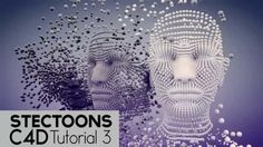 Cinema 4d tutorial 3 face scattering