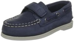 Sperry Top-Sider A/O H&L Boat Shoe (Toddler/Little Kid) - List price: $55.00 Price: $45.99 Saving: $9.01 (16%)