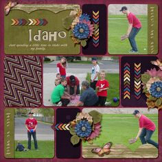I used Time Out Scraps Travel templates and her kit Family Blessings found here: http://www.scraps-n-pieces.com/store/index.php?main_page=index&manufacturers_id=78