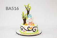 Baby Birthday Cake from Carlo's Bakery