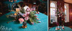 Hilari & Tyler's Alice in Wonderland wedding