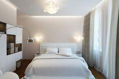 Apartament de 60 mp cu 2 camere în nuanțe de bej-maro - Edifica House Design, Interior Design, Modern, Furniture, Home Decor, Flat, Neutral, Nest Design, Trendy Tree