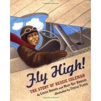 Bessie Coleman, the first African American female pilot, was born in 1892. After hearing stories from pilots returning WWI, Coleman decided that she wanted to learn to fly but no American flight schools would accept her due to her race and gender.  To pursue her dream, Coleman studied French and traveled to France in 1920 to enroll in a French flight school. There, she earned her international pilot license, becoming the first African American to do so