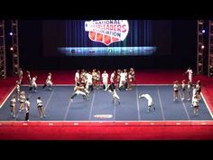 Can look Cheerleader competition videos