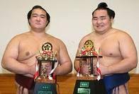 Kisenosato and Kakuryu
