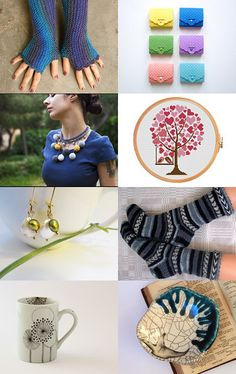 Cozy things by Zivile Vaiciukyniene on Etsy--Pinned with TreasuryPin.com