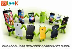 If you think your idea of making a certain app can help peoples like you. just visit http://qlook.bz and find a local app services company instantly at #Qlook.