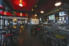 Mo's Irish Pub - Tosa (Interior) - Mo's Restaurants - Powered by Phanfare