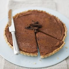 Chocolate espresso tart | Good Housekeeping