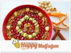 Happy Cook, Turkish Delight, Turkish Recipes, Chili, Oatmeal, Spices, Food And Drink, Turkey, Appetizers