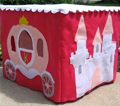 Friday Giveaway: $200 Playhouse Of Your Choice From Imaginative Play Toys!!