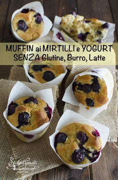 Yogurt Muffins, Vegan Gluten Free Desserts, Biscuit Cake, Best Italian Recipes, Healthy Cake, Lactose Free, Cake Pops, Sweet Recipes, Food Porn