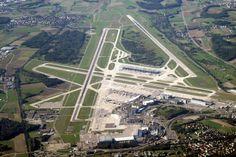 Zürich Airport (ZRH) (Flughafen Zürich)