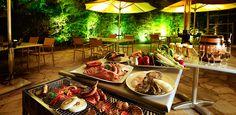 オープンテラスバーベキュープラン(Terrace BBQ) <食べ放題・飲み放題(2時間)>   東京 ホテル