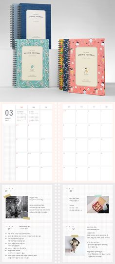 Super cute! The 2017 Ardium Spring Journal Planner has a simple & versatile design! Plan up to 13 dated months from December 2016 through December 2017 with the Yearly, Monthly, and Daily layout. The Daily Plan pages have a dateless grid design so you can use them whenever you want! The spiral bound hard cover comes in several styles and adds protection. Keep your stickers and planner accessories in the 2 paper pockets included so you can decorate on the go. Check it out and plan your heart…