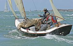The BayRaider 20 may look traditional with her ketch rig and saucy sheer, but she is very much a modern boat, with features like a self-draining cockpit and a water ballast system to help tailor performance to your particular sailing needs.