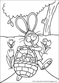 Disney Spring Coloring Pages - Disney Spring Coloring Pages , Happy Easter Coloring Pages – Disney Mickey Pluto Eggs Easter Coloring Sheets, Easter Bunny Colouring, Bunny Coloring Pages, Spring Coloring Pages, Coloring For Kids, Coloring Pages For Kids, Coloring Books, Easter Art, Easter Crafts