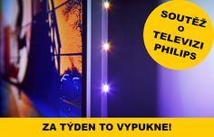 Týden do startu soutěže o TV Philips! O Tv, Broadway Shows