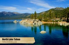 Lake Tahoe Photo near Sand Harbor