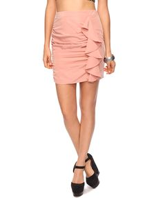 Essential Ruffled Skirt | FOREVER21 - 2000042971