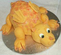 kids birthday cakes | Pease Pudding