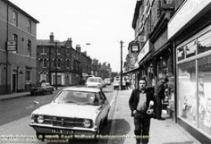 Radford Road, Hyson Green, Nottingham, 1975