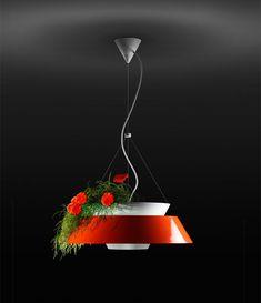 Lámpara – Florero – Visioninteriorista
