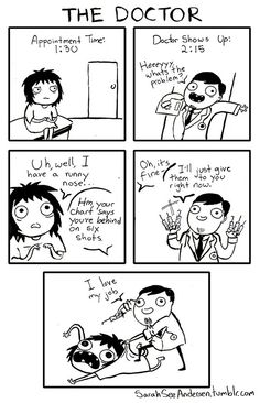 The Doctor :( Too true, too true...