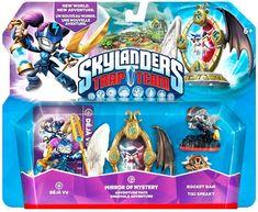 Skylanders Trap Team Mirror of Mystery Adventure Pack