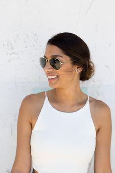 ray ban aviators   #fashion #sunglasses