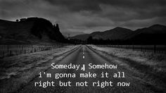 Someday - Nickleback