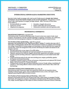 Resume Example With Objective To Secure A Challenging And