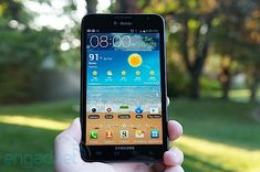 Way too big for a phone, in my opinion... Samsung Galaxy Note for T-Mobile review