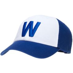 Chicago Cubs Royal and White