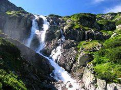 Great Siklawa Waterfall