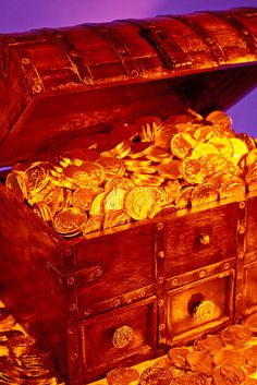 """Treasure Chest"""